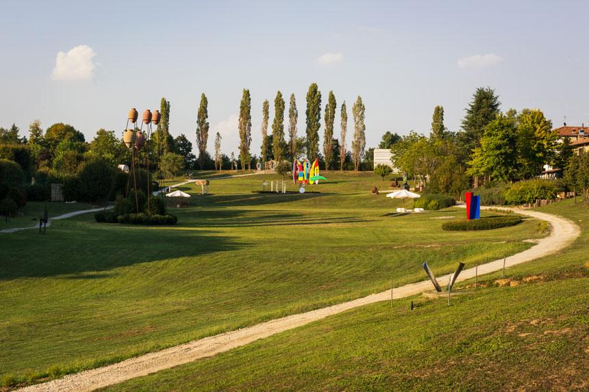 Parco Rossini Art Site – Briosco