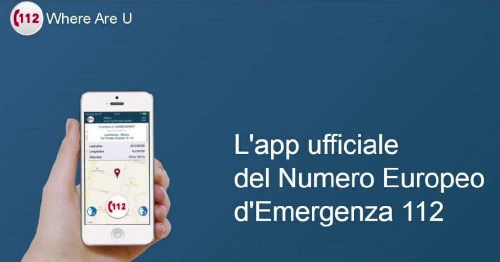 112_app_chiamate-emergenza