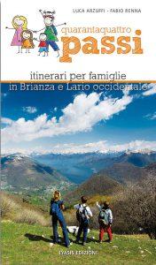 44 passi escursioni Brianza e Lario Occidentale