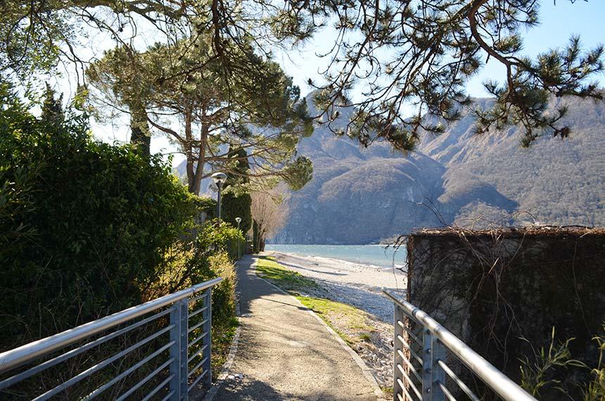 Abbadia lariana lecco for 3 piani di design da spiaggia