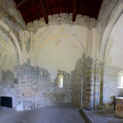 Basilica of St. Pietro al Monte - Civate - Lecco