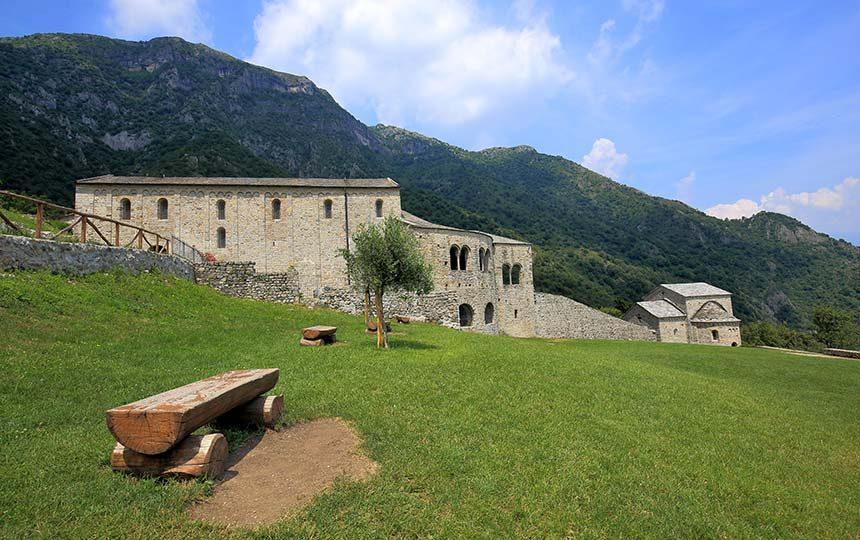Abbazia San Pietro al Monte Civate