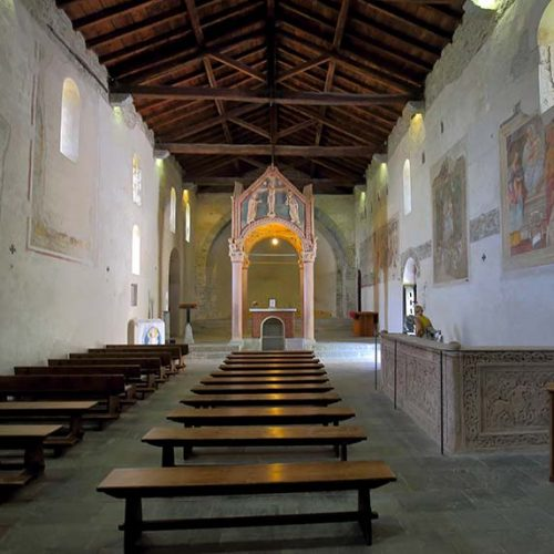 Basilica di San Pietro al Monte - Civate - Lecco