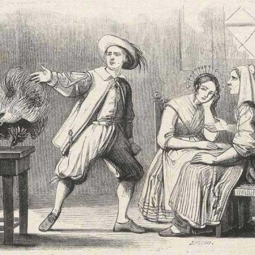 Renzo, Lucia e Agnese