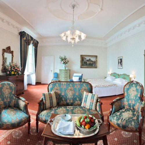 Bellagio - Grand Hotel Villa Serbelloni