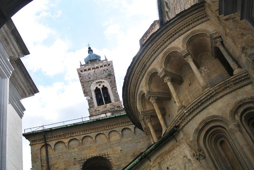 Basilica Santa Maria Maggiore Bergamo Alta