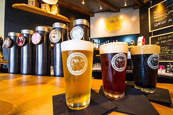 Birreria Herba Monstrum Brewery – Galbiate