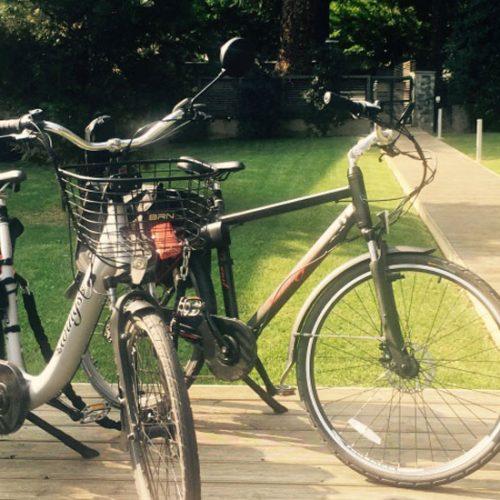 Casa sull'Albero - e-bike