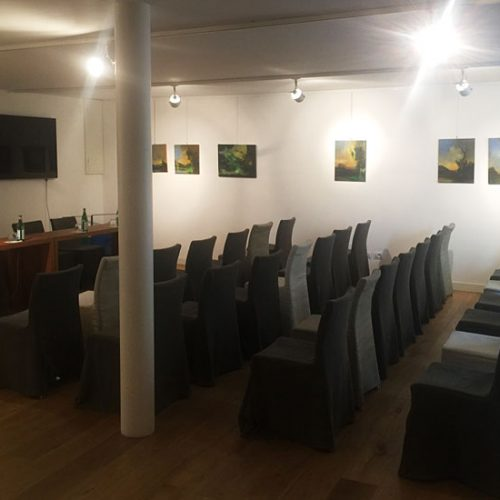 Casa sull'Albero - Sala congressi