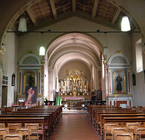 Chiesa di San Materno e Lucia a Pescarenico - Lecco