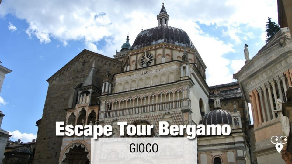 Escape tour Bergamo