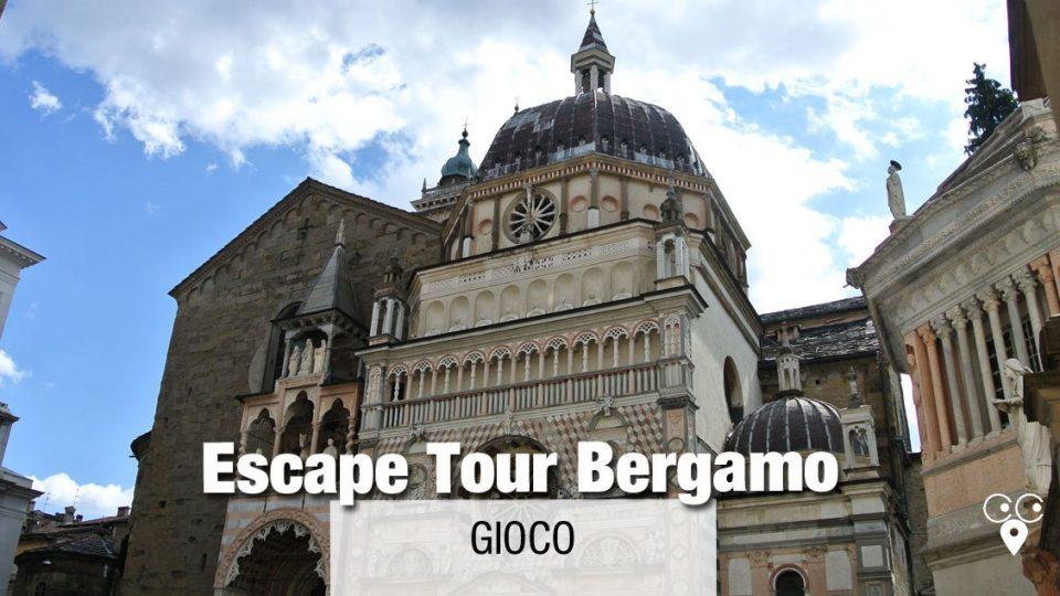 Escape tour Bergamo