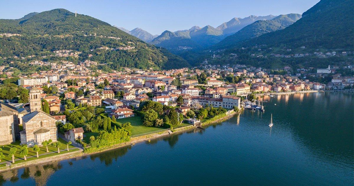 Gravedona ed Uniti - Località sul Lago di Como