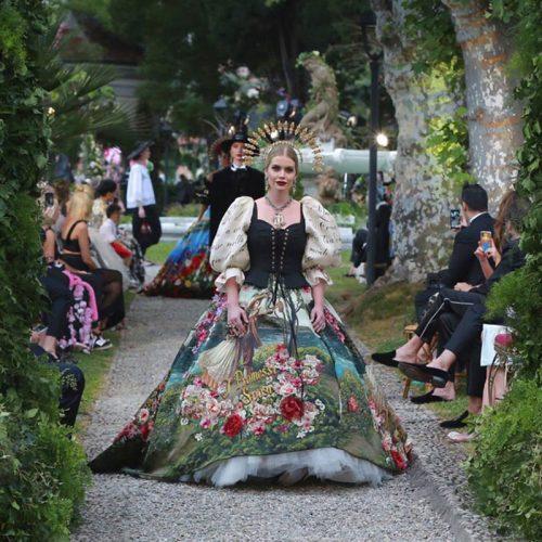 Dolce & Gabbana - Sfilata Alta Moda