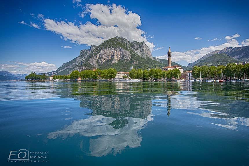 Lecco lago di Como lake Como