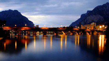 Lecco Ponte Azzone Visconti