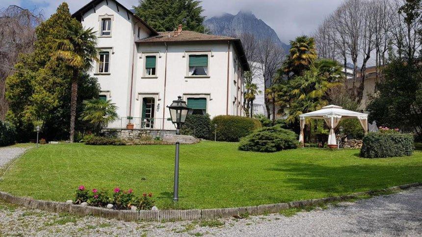 Lecco B&B Villa del Cigno