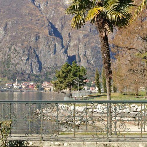 Mandello del Lario - Lake promenade