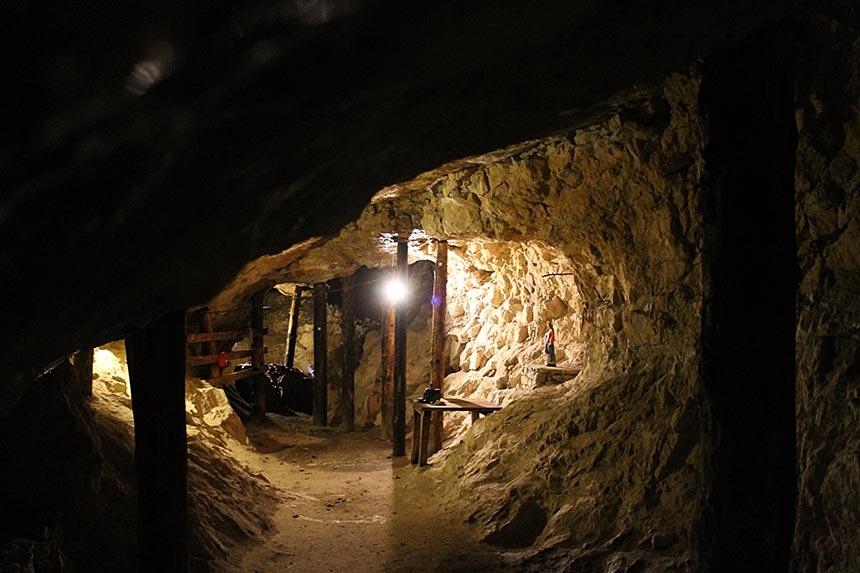 Miniere dei Resinelli Ph. Dario Milani