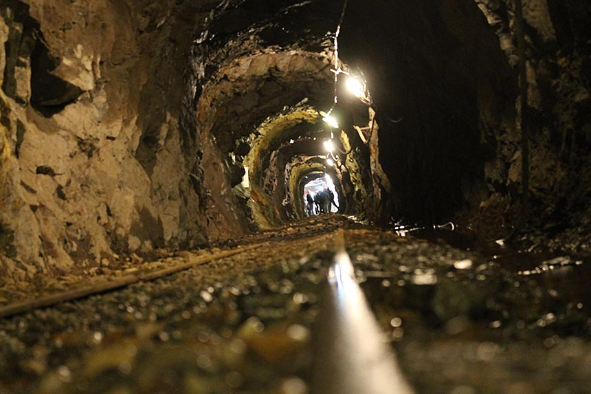 Miniere Pian dei Resinelli Lecco Ph. Dario Milani
