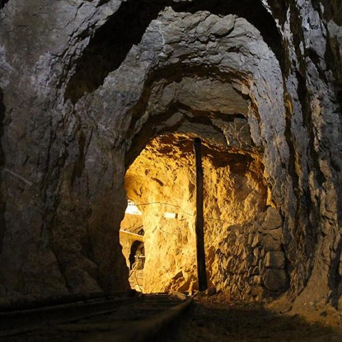 Mines of Pian dei Resinelli