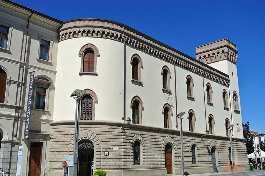 Lecco Palazzo Paure