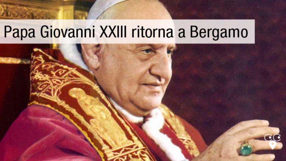 Papa Giovanni XXIII Bergamo