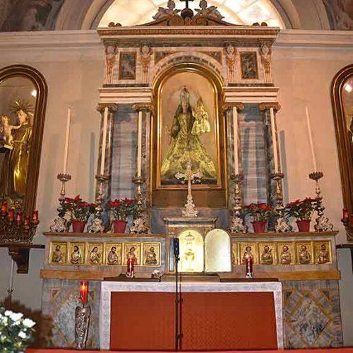 Altare Chiesa di Santa Marta - Lecco