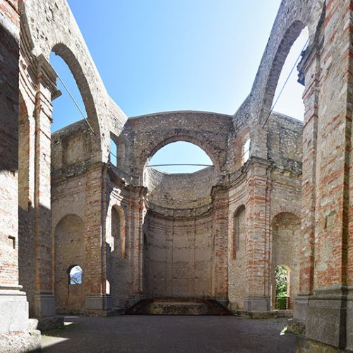 Santuario di San Michele - interno - Galbiate LC
