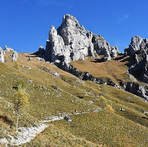 Sentiero delle Foppe - Rifugio Rosalba