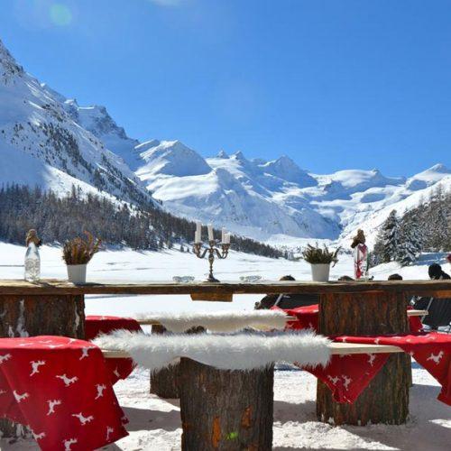 Pacchetto La magia della Val Roseg in Svizzera