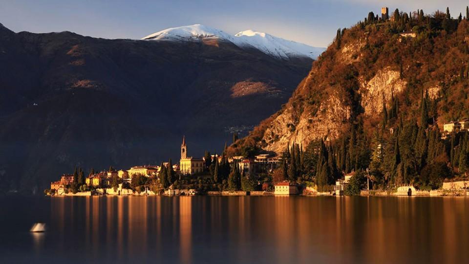 Varenna lago como lake Como