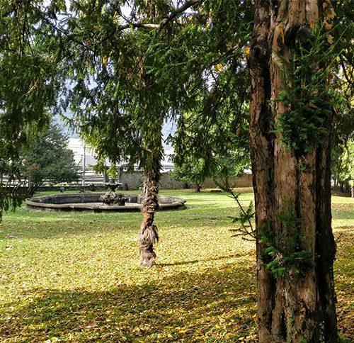 Parco Villa Gomes Lecco