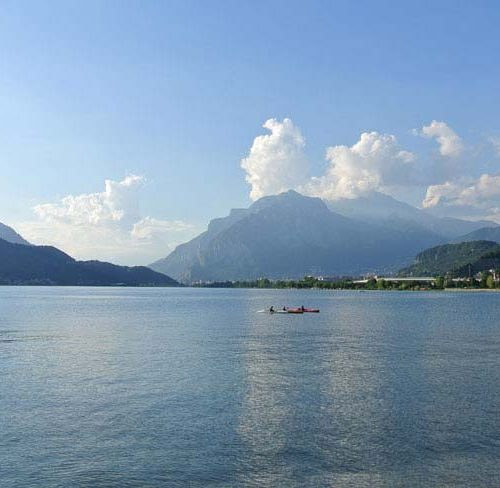 Lago di Vercurago
