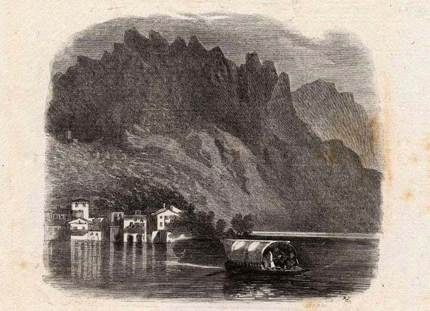 Pescarenico - Addio Monti e sorgenti