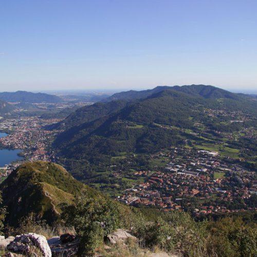 Lago di Lecco, Monte Barro e Brianza