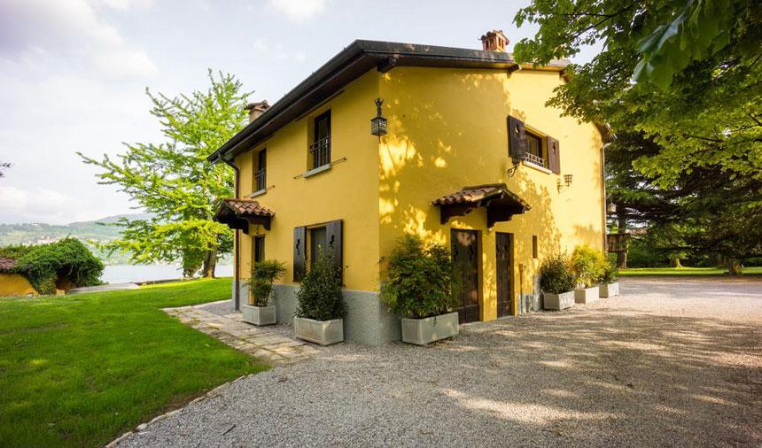annone brianza B&B relais villa adinolfi lago annone
