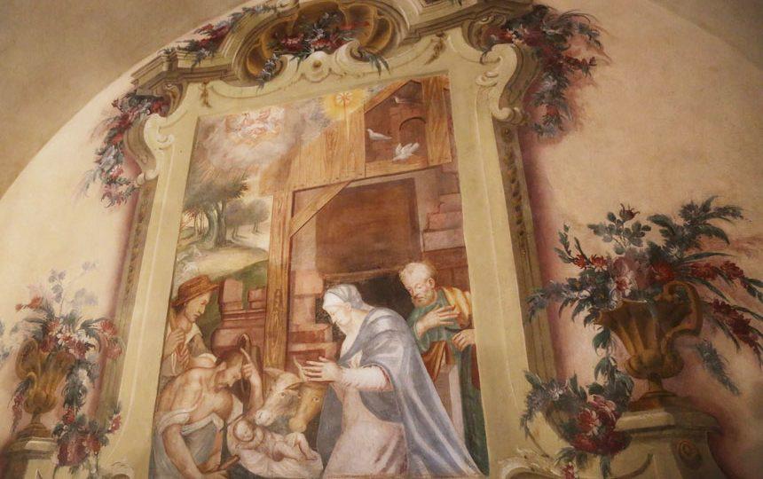 Canonica di San Salvatore Barzanò