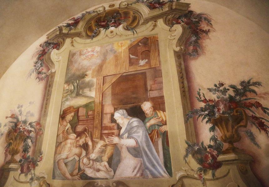 Canonica di San Salvatore Barzanò – Pirovano