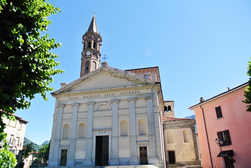 Lecco Basilica San Nicolò