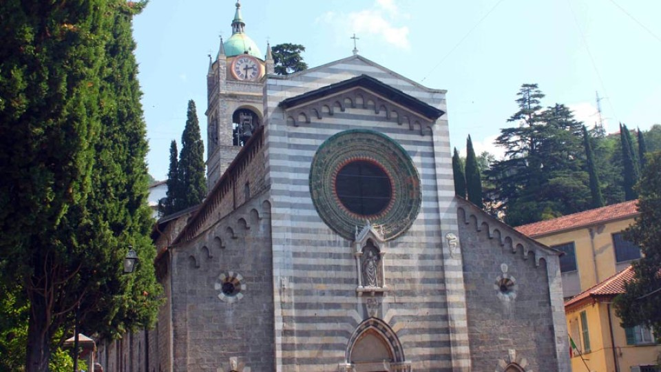 Bellano Chiesa di SS. Nazaro e Celso