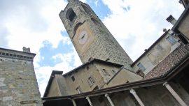 Campanone Bergamo Alta Torre Civica