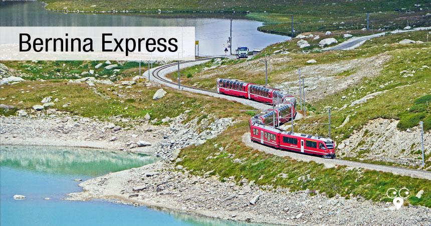 bernina express alpi retiche