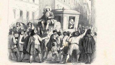 Promessi Sposi assalto al palazzo del vicario