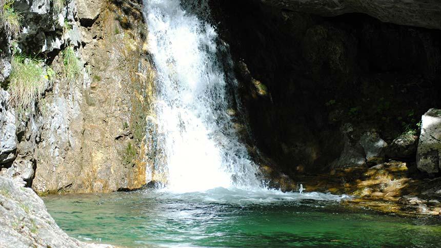 Cascata di Cenghen – Abbadia Lariana