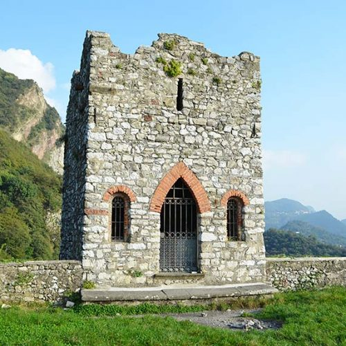 Castle of the Unnamed - Vercurago Lecco