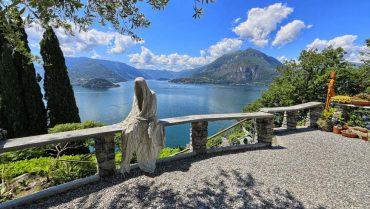Castle of Vezio ghost Varenna Lake Como