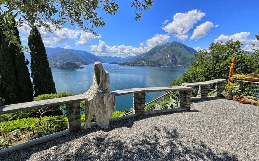 Castello di Vezio Perledo Varenna lago di Como lake como