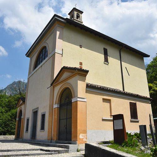 Sentiero Madonna della Rovinata Lecco