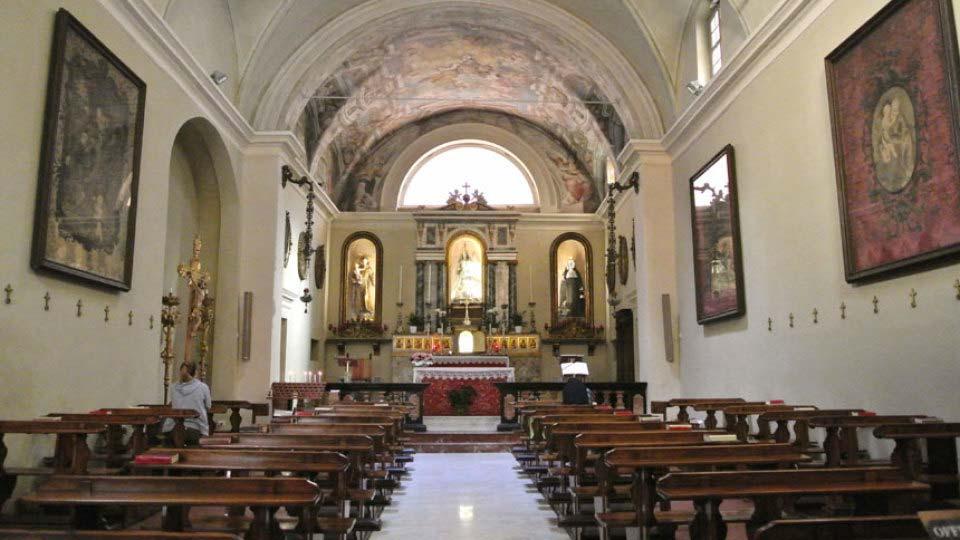 Chiesa di Santa Marta a Lecco